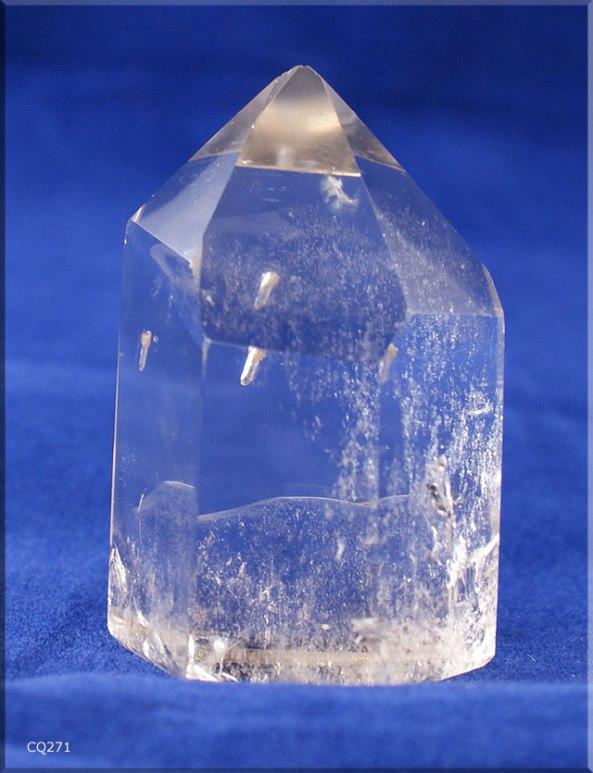 clear quartz crystal_Spiritual Healing