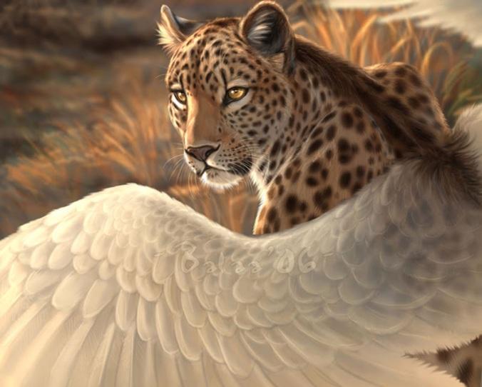Flying Jaguar