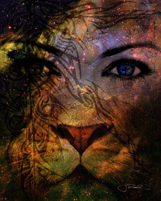 Archangel Ariel by Jim Reed imagekind.com