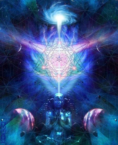 Metatronic Cosmic Consciousness