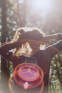 Healing forest orbs